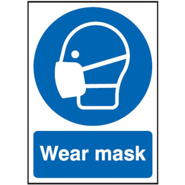 Face Covering Mandatory from April 16th