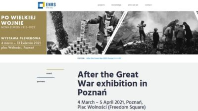 After the Great War Exhibition in Poznań