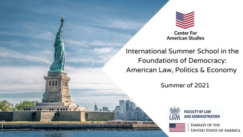 Sign up for US Law Summer School till May 1st